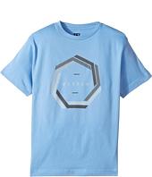 VISSLA Kids - Cyclone T-Shirt (Big Kids)