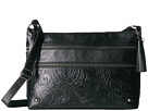 Lanie Leather Crossbody