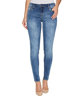 KUT from the Kloth - Donna Skinny in Venturesome w/ Medium Base Wash