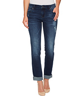 KUT from the Kloth - Catherine Slouchy Boyfriend in Vogue w/ Euro Base Wash