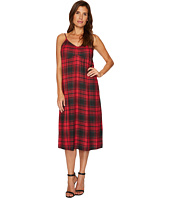 TWO by Vince Camuto - Stateside Plaid Maxi Dress