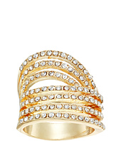 GUESS - Look of Six Dainty Pave Bands Ring