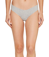 Commando - Heathered Cotton Thong CCT55