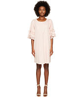 See by Chloe - Embellished Poplin Dress