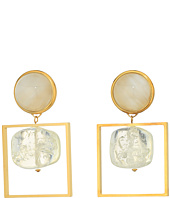 Tory Burch - Geo Statement Earrings