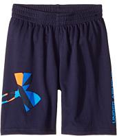 Under Armour Kids - Geo Striker Shorts (Little Kids/Big Kids)