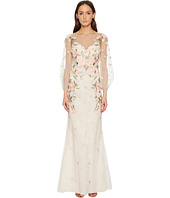 Marchesa Notte - Beaded Embellished Gown