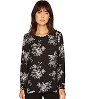 Vince Camuto - Long Sleeve Delicate Bouquet Blouse