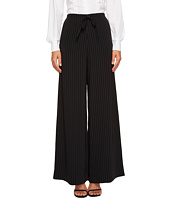 McQ - Long Casual Soft Pinstripe Pants