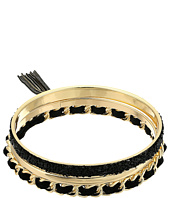 GUESS - Triple Mixed Bangle Set Bracelet