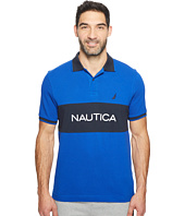 Nautica - Short Sleeve Heritage Polo