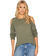 kensie - Warm Touch Cold Shoulder Sweater KS0U5404