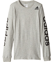 adidas Kids - Worldwide Sport Tee (Big Kids)