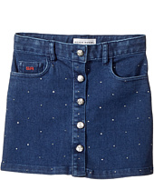 Sonia Rykiel Kids - Embellished Denim Mini Skirt (Toddler/Little Kids)