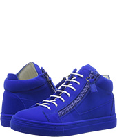Giuseppe Zanotti Kids - Flock Sneaker (Toddler/Little Kid)