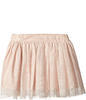 Stella McCartney Kids - Honey Rhinestone Embellished Tulle Skirt (Toddler/Little Kids/Big Kids)