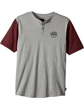 Vans Kids - Hitson II Short Sleeve Knit (Big Kids)