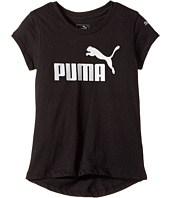 Puma Kids - Jersey Screen Print Tee (Big Kids)