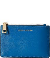 Marc Jacobs - Saffiano Color Blocked Top Zip Multi Wallet