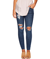 Free People - Destroyed Reagan Raw Jeans