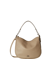 COACH - Polished Pebbled Leather Chelsea 32 Hobo