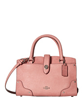 COACH - Glitter Rose Mercer 24 Satchel