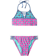 Hobie Kids - Mix It Up High Neck and Strappy Hipster (Big Kids)