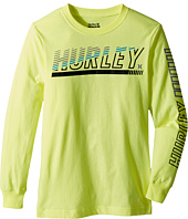 Hurley Kids - Launch Tee (Big Kids)