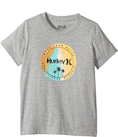 Hurley Kids - Watersphere Tee (Little Kids)