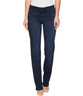 Liverpool - Sadie Straight Jeans in Silky Soft Stretch Denim in Estrella Medium Dark