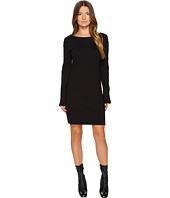 McQ - Zip Sleeve Short Interlock Dress