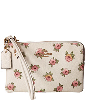 COACH - Flower Patch Small Wristlet
