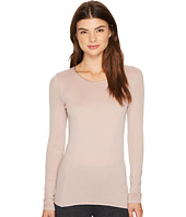 Hanro - Cotton Seamless Long Sleeve Shirt