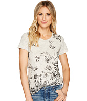 Lucky Brand - Placed Floral Tee