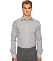 Eton - Slim Fit Micro Bulldog Shirt