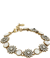 Lucky Brand - Mother-of-Pearl Squash Blossom Link Bracelet