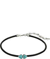 Lucky Brand - Turquoise Choker Necklace