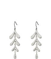 Lucky Brand - Leaf Motif Earrings
