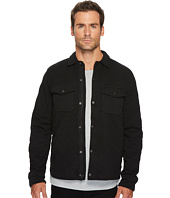 Lucky Brand - Quilted Western Shirt Jacket