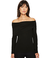 Karen Kane - Drape Off the Shoulder Top