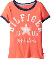 Tommy Hilfiger Kids - Athletic Dept Tee (Big Kids)