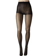 Calvin Klein - Filigree Texture Tights with Control Top