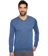 Calvin Klein - Solid Merino V-Neck Sweater