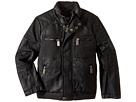 Sherpa Lined Moto Jacket (Little Kids/Big Kids)