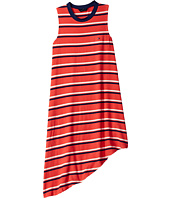 Tommy Hilfiger Kids - Yarn-Dye Asymmetrical Dress (Big Kids)