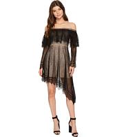 KEEPSAKE THE LABEL - Slide Long Sleeve Mini Dress