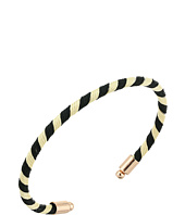 Rebecca Minkoff - Candy Striped Thread Wrapped Cuff Bracelet