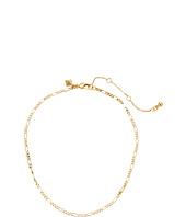 Rebecca Minkoff - Boyfriend Chain Choker Necklace
