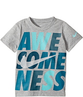 Nike Kids - Awesomeness Tee (Little Kids)