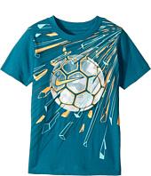 Nike Kids - Explosive Soccer Tee (Little Kids)
